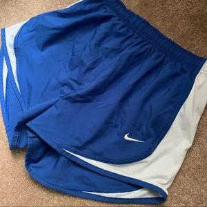 ✨ Blue Nike Dri-Fit Running Shorts